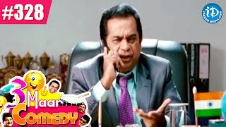 COMEDY THEENMAAR - Telugu Best Comedy Scenes - Episode 328 || Telugu Comedy Clips - IDREAMMOVIES