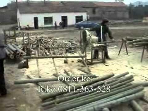 Mesin Pemotong Bambu.wmv