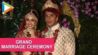 Prince Narula and Yuvika Chaudhary GRAND Marriage Ceremony Visuals part 2 - HUNGAMA