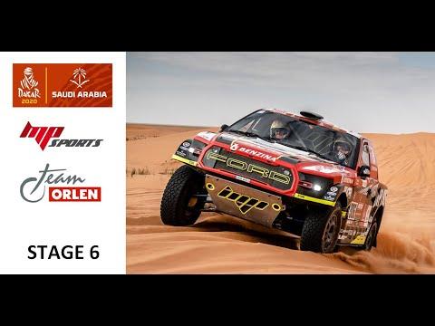 Autoperiskop.cz  – Výjimečný pohled na auta - Martin Prokop je v půlce Dakaru před volným dnem celkově patnáctý