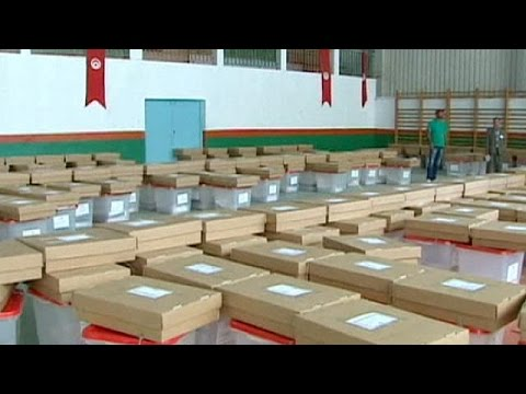Tunisians vote in first parliamentary elections since Arab Spring uprising