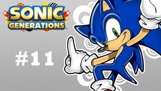 Sonic Generations | #11 - Cars