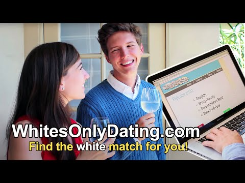 Whites Only Dating Website
