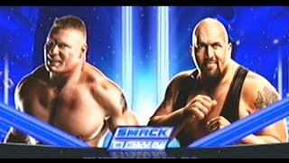 WWE Extreme Rules Brock Lesnar vs Big Show in Hindi Commentary