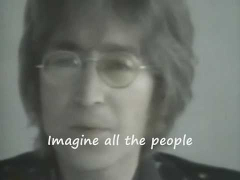 imagine - John Lennon (with subtitles)