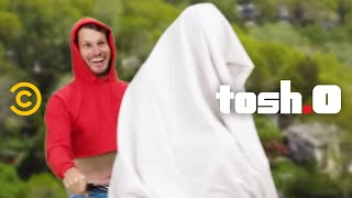 Web Chat: Daddy Long Neck - Tosh.0 - COMEDYCENTRAL
