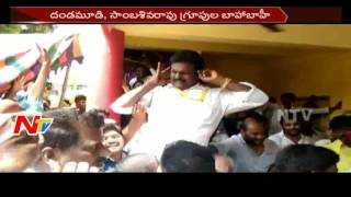 Group Politics in TDP || Clash Between Dandamudi Manoj and Sambhasiva Rao || Guntur || NTV - NTVTELUGUHD