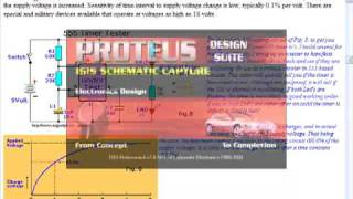 Design and Simulate Electronic Circuit Using Proteus ISIS ...