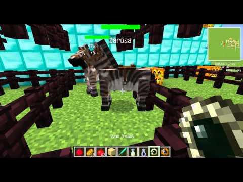 "Minecraft 1.5.2 - Poradnik Mo' creatures ""Jak zrobić pegazy, jednorożce .itp"