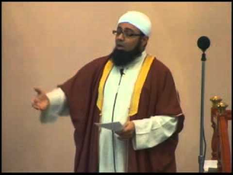 Sh.Yusuf Badat - A Call to Make a Difference [Apr.29, 2011]