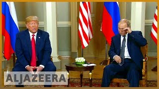 🇺🇸 Trump invites Putin to US as Democrats call for Helsinki details | Al Jazeera English - ALJAZEERAENGLISH