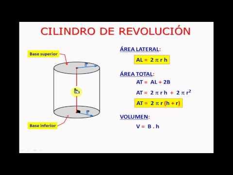 CILINDRO DE REVOLUCIÓN