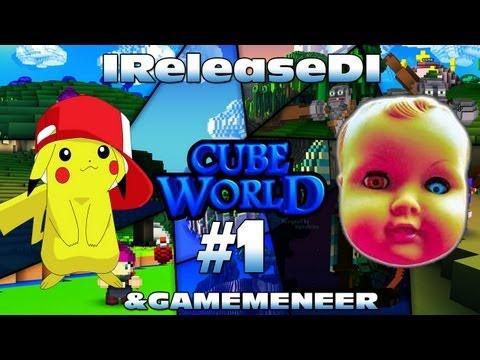 CUBE WORLD #1 [MET GAMEMENEER] WAT MOETEN WE DOEN?!