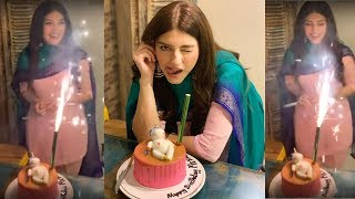 Actress Mehreen Peerzada Birthday Celebrations - RAJSHRITELUGU