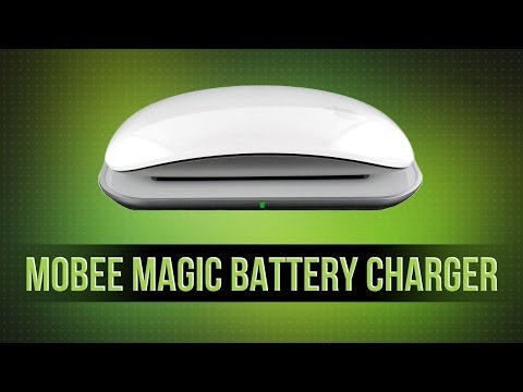 Unboxing of Mobee Magic Charger