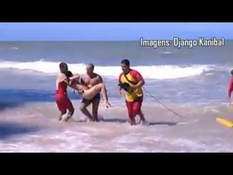 COPA DO MUNDO imagens fortes da  turista que foi atacada por tubarão  na praia de Boa viagem, RECIFE