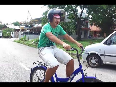 小铭学脚踏车 XIAO MING LEARNS HOW TO CYCLE