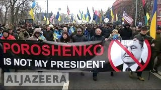 Ukraine: Thousands demand return of Saakashvili - ALJAZEERAENGLISH