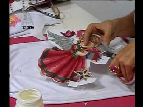 Detalles Magicos con MimiLuna-Franela con Decoupage de ANGEL.www.tremendaluna.com 4