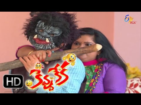 Kevvu Keka - 7th January 2016 - Full Episode 22 - ETV Plus | cinevedika.com