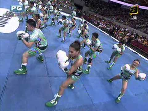 DLSU Animo Squad - 2012 UAAP Cheerdance Competition