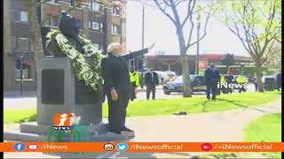 PM Modi Pays Tribute To Basaveshwara in London | iNews - INEWS