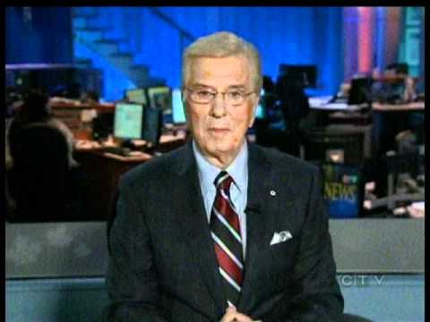 Farewell to Lloyd Robertson - re-edited by PKLaf