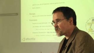 Ubuntu Linux Richard Albrecht Vortrag Ubucon 2011