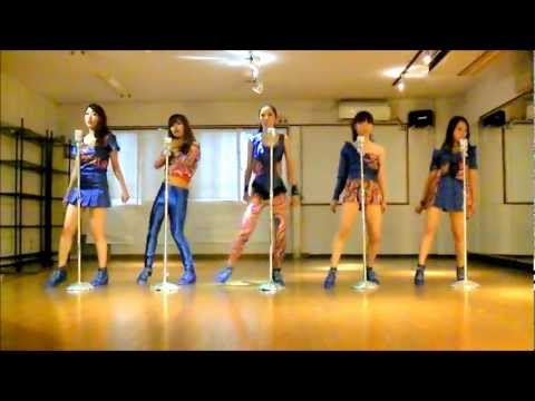 KARA STEP dance cover by Coen Sisters -yvJ5rmU1-ck
