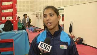 17 Nov, 2018: Indian girls take tips from veteran boxers as world championships begin in New Delhi - ANIINDIAFILE