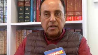 Subramanian Swamy speaks on Hadiya father & other parents against love jihad - NEWSXLIVE