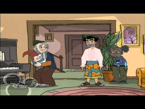 Amerykański smok Jake Long 41 - Młode serce (HD)