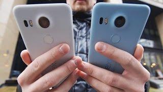 Полный обзор Nexus 5X