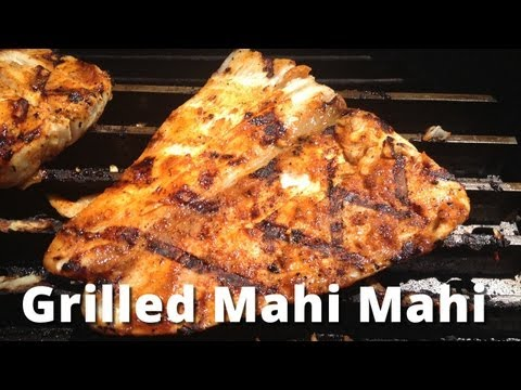 Grilled Mahi Mahi | How To Grill Mahi Mahi Fish Tacos