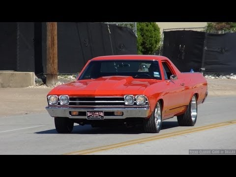 1969 Chevrolet El Camino Chevelle / Malibu High Performance