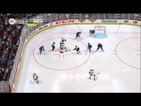 Thumbnail image for ''NHL 12' Demo Gameplay Video - Bruins vs. Canucks'