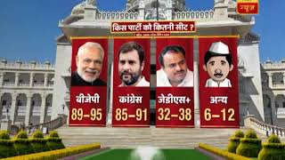 Karnataka Opinion Poll: Congress may lose another state - ABPNEWSTV