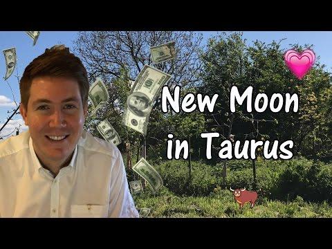 New Moon in Taurus April 26, 2017 | Gregory Scott Astrology
