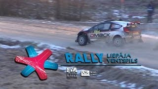 Vido ERC Rally Liepaja-Ventspils 2013