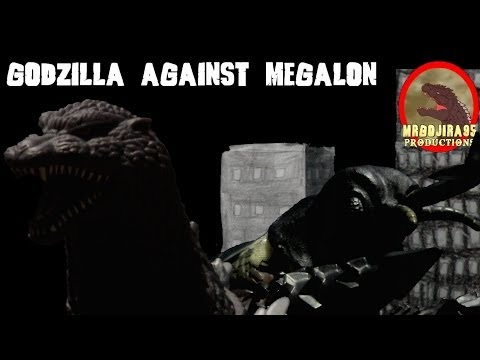 Godzilla Against Megalon