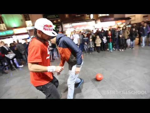 Insane Street Footballer