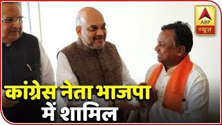 Panchanama(13.10.18): Chhattisgarh Congress leader joins BJP - ABPNEWSTV