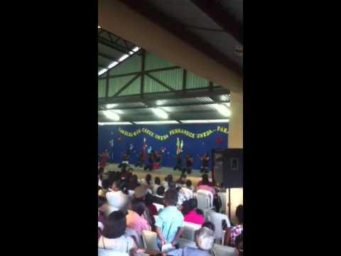 Las bailarinas del Divino pastor Bluefields (((BBFAT)))
