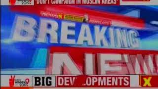 AIMIM Chief Asaduddin Owaisi rakes up Babri masjid issue & slams Rahul Gandhi - NEWSXLIVE