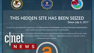 Major dark web shutdown, YouTube fights extremist content - CNETTV