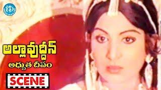 Allauddin Adhbhuta Deepam Movie Scenes - Allauddin Fights With Kamruddin || Kamal Hassan - IDREAMMOVIES