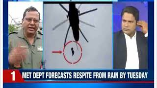 3 Top rescue commanders on NewsX - NEWSXLIVE