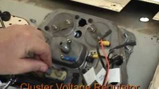 1971 bronco part 1 dash harness install youtube bronco glove box liner without fuse box