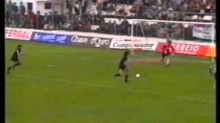 Tirsense - 0 Sporting - 0  de 1990/1991
