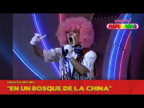 Payasitas Nifu Nifa - En un Bosque de la China (Súper Sábado Sensacional)